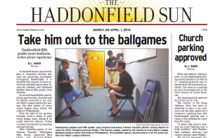 Article in HAddonfield Sun