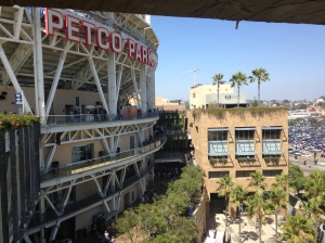 Stone Bar at PETCO PArk